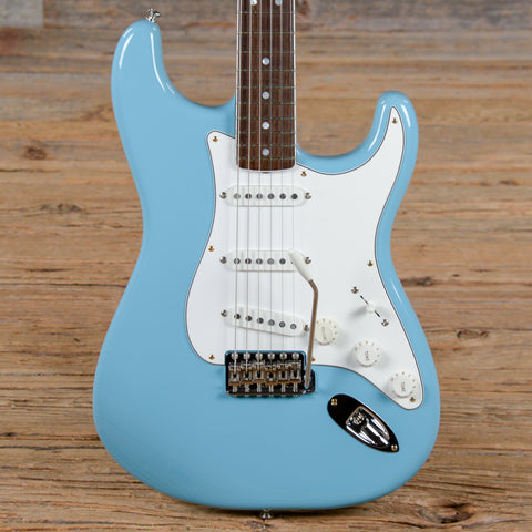 Fender Artist Series Eric Johnson Stratocaster Tropical Turquoise USED (s937)