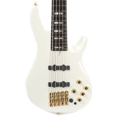 Yamaha Nathan East Signature Model Electric Bass White w/Hardshell Case