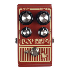 DOD Meatbox Octave and Subharmonic Pedal