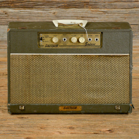 Gretsch Safari 2x8 Tube Combo Amp USED