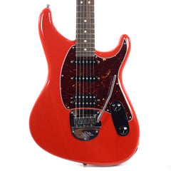 Fender Artist Series Sergio Vallin Signature Guitar Hot Rod Red Floor Model