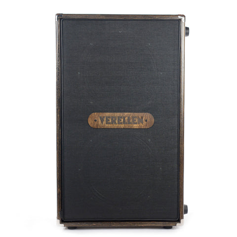 Verellen 2x12 Open Back Vertical/Horizontal Guitar Cab w/WGS Veteran 30s
