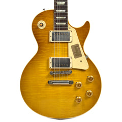 Gibson Custom Shop Les Paul Standard Figured Top Brown Lemon Vintage Gloss (Serial #971086)