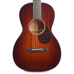 Santa Cruz 1929 O FIgured Mahogany Dark Full-Body Sunburst w/Black Binding & Slot Headstock (Serial #99)