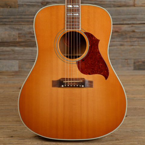Gibson Hummingbird Artist Amber Burst Acoustic-Electric 2005 (s055)