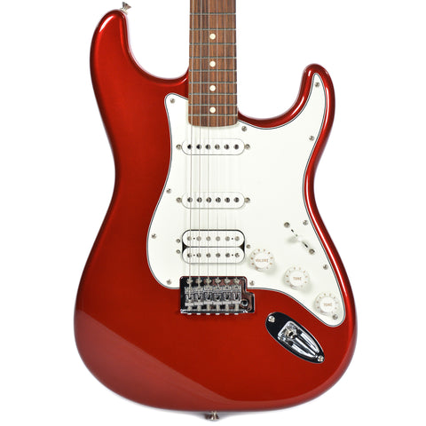 Fender Standard Stratocaster HSS PF Candy Apple Red