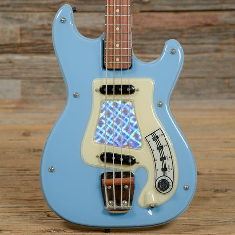 Hagstrom Bass Blue 1960s (s336)