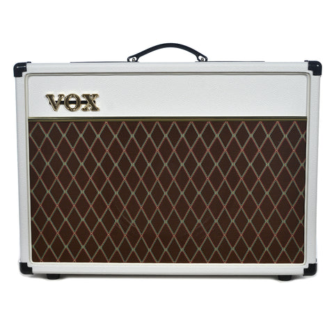 Vox AC15 Limited Edition White Bronco 1x12 Combo w/Celestion Creamback