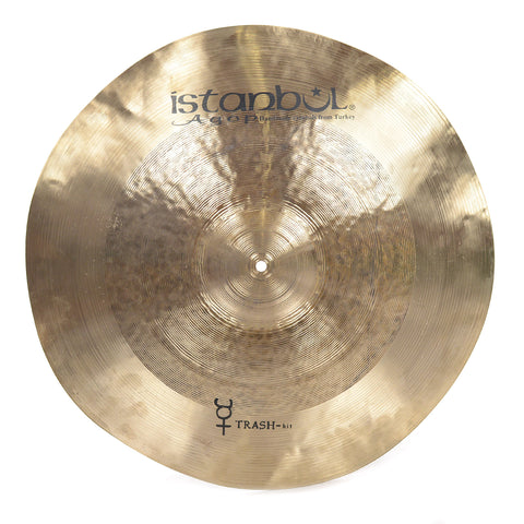 Istanbul 24 Inch Traditional Trash Hit Cymbal