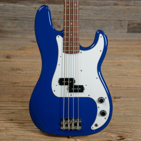 Squier Affinity Precision Bass Blue USED (s871)