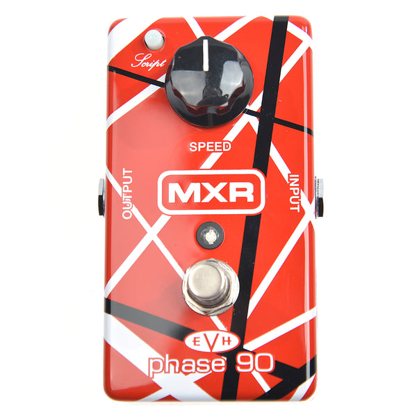 mxr evh90 eddie van halen signature phase 90 chicago music exchange. Black Bedroom Furniture Sets. Home Design Ideas