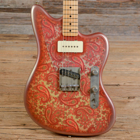 RS Guitarworks/Bill Crook Surfmaster Pink Paisley USED (s1RB)