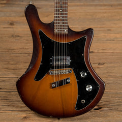 Guild S-60 Sunburst 1977 (s137)