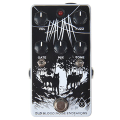 Old Blood Noise Haunt Fuzz CME Exclusive White and Black w/ Free Mug (LTD of 10)