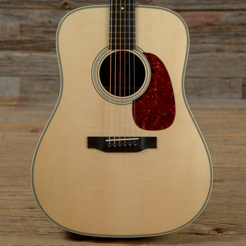 Collings D2HA Natural w/Adirondack Spruce Bracing 2015 (s046)