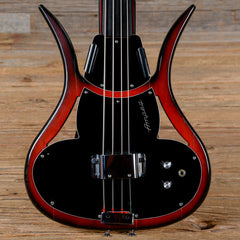 Ampeg Devil Bass AUSB-1 1968 Sunburst Fretless