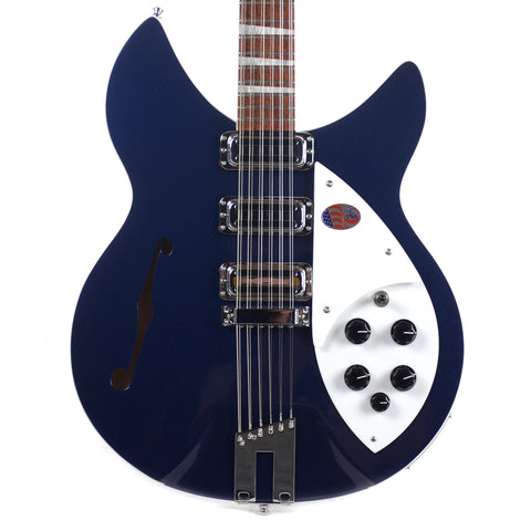 Rickenbacker 1993Plus 12-String Midnight Blue
