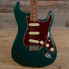 Fender American Vintage '62 Hot Rod Stratocaster Sherwood Green 2016 USED (s541)