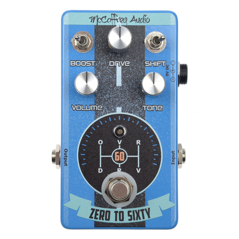 McCaffrey Audio Zero to Sixty Overdrive