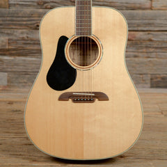 Alvarez AD60L Natural Left-Handed Acoustic USED (s794)