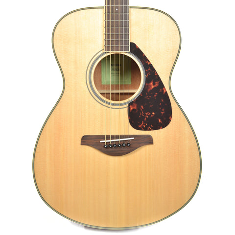 Yamaha FS820 Small Body Folk Acoustic Natural