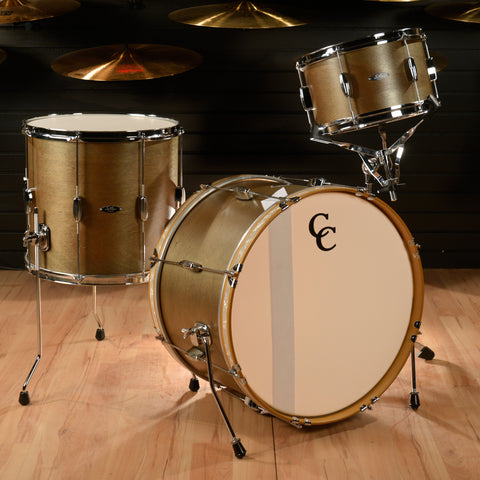 C&C Player Date 1 13/16/22 3pc Big Beat Kit Olive
