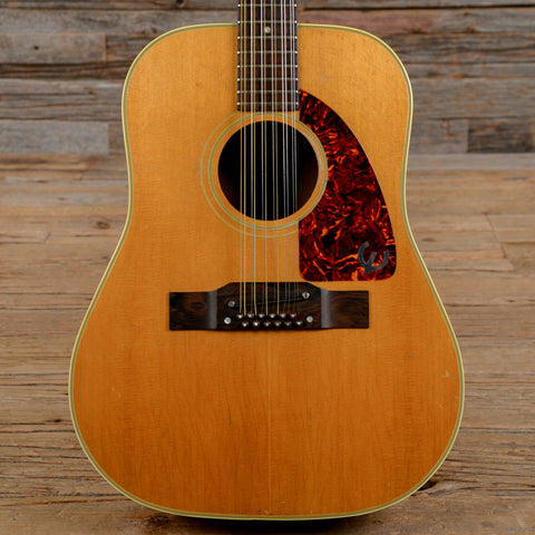Epiphone Bard 12-String Natural 1964 (s424)