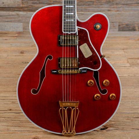 Gibson Custom Shop Byrdland Wine Red 2016 (s001)