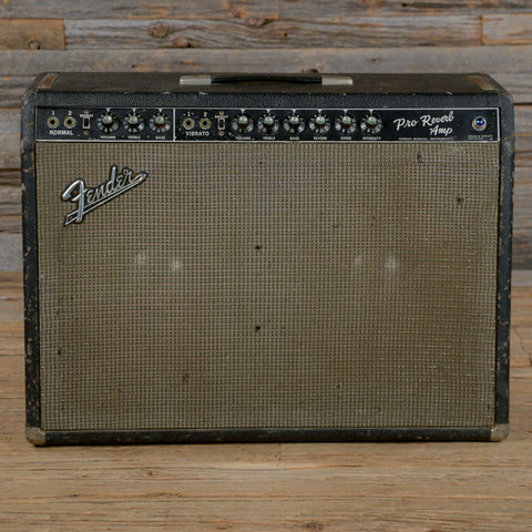 Fender Pro Reverb-Amp 2x12 Combo 1967 w/Mods