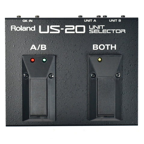 Boss US-20 A/B/Y Type Unit Selector