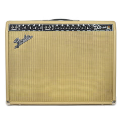 Fender '65 Twin Reverb British Tan Limited Edition 85W 2x12 Combo