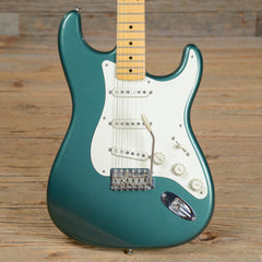 Fender Custom Shop '57 Stratocaster Closet Classic MN Green Metallic 2013 (s677)