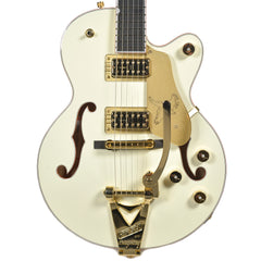 Gretsch G6112TCB-WF Limited Edition Falcon Center Block Jr Vintage White w/Bigsby
