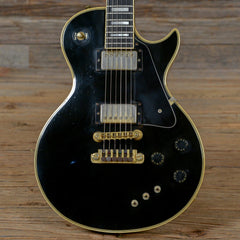 Gibson Les Paul Artist Black 1980 (s761)