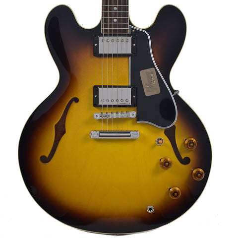 Gibson Custom Shop 1959 ES-335 Dot Plain Vintage Sunburst NH (Serial #A97028)