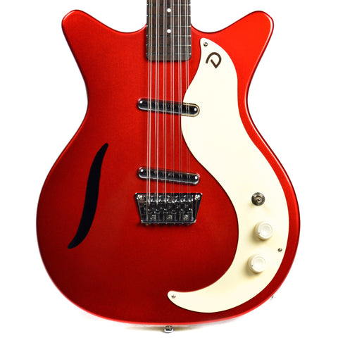 Danelectro Vintage 12 String Metallic Red