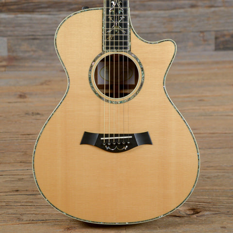 Taylor PS12ce Engelmann Spruce/Brazilian Rosewood Natural 2004 (s137)