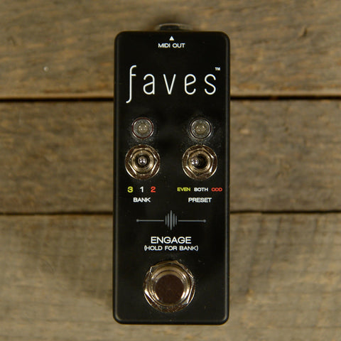 Chase Bliss Audio Faves Midi Controller USED