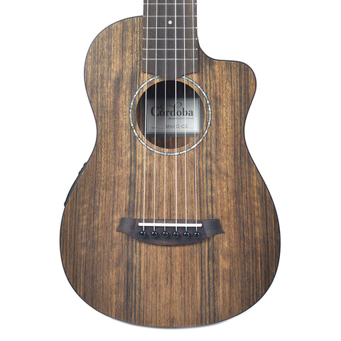 Cordoba Mini O-CE Nylon String Acoustic Ovangkol