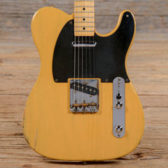 Fender '52 Telecaster Reissue Butterscotch Blonde 1986 (s689)