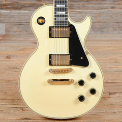 Gibson Custom Shop Les Paul Custom Alpine White 2013 (s074)