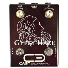 Cast Engineering Gypsy Haze OctaFuzz Pedal