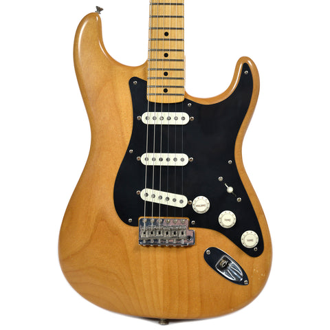 Fender Custom Shop 50's Stratocaster Journeyman Relic Natural Masterbuilt By Paul Waller
