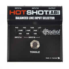 Radial HotShot ABi Footswitch