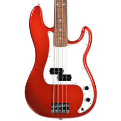 Fender Standard Precision Bass PF Candy Apple Red