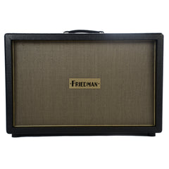 Friedman Runt 2x12 Rear Ported Closed Back Cabinet with Vintage 30 Speakers