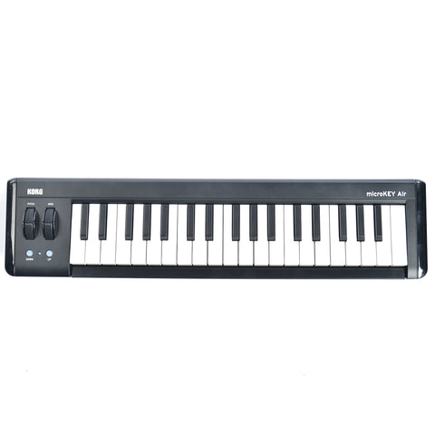 Korg MicroKEYAIR 37-Mini Key Wireless USB MIDI Keyboard