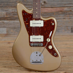 Fender Custom Shop 1962 Jazzmaster Journeyman Relic RW Faded Shoreline Gold 2017 (s342)