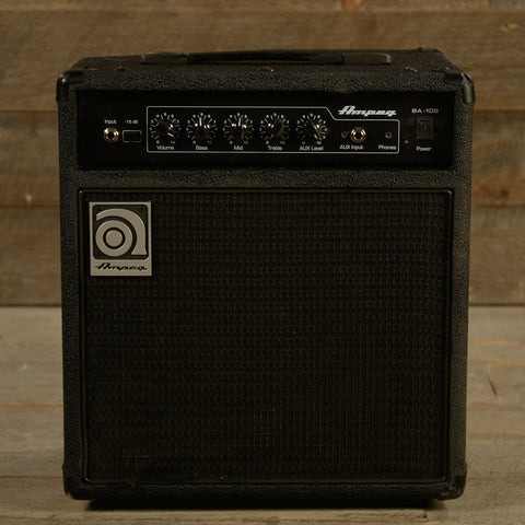 Ampeg BA-108 20W 1x8 Bass Combo v2 USED