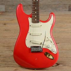 Fender Stratocaster Plus Frost Red 1992 (s838)